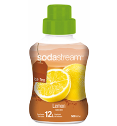 SODAMIX LEMON ICE TEA 0,5LTR