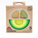 Food Huggers set 5 delig Fresh Green